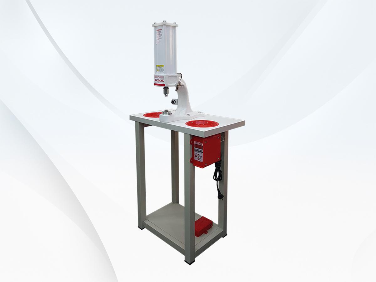 Rivet Çakma Makinası KM 400 R