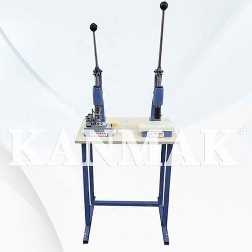 Düğme Kaplama Makinası Manuel KM 7000