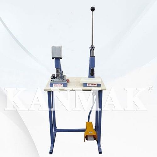 Düğme Kaplama Makinası Pinomatik KM 7100