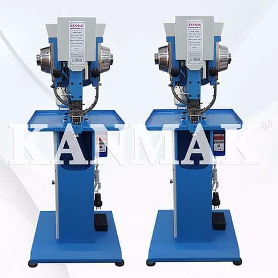 Bebe Kılikıt Memeli+Yaylı Takım Otomatik Çıtçıt Çakma Makinası KM 6100