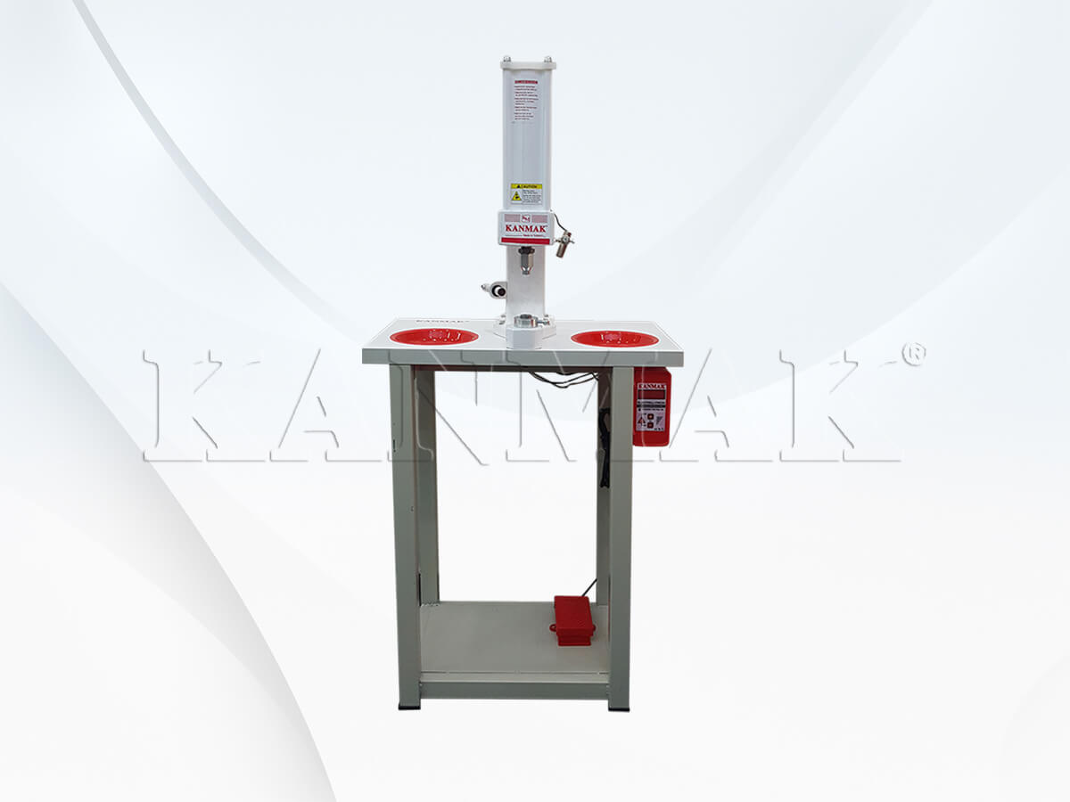 Perçin Çakma Makinası KM400P
