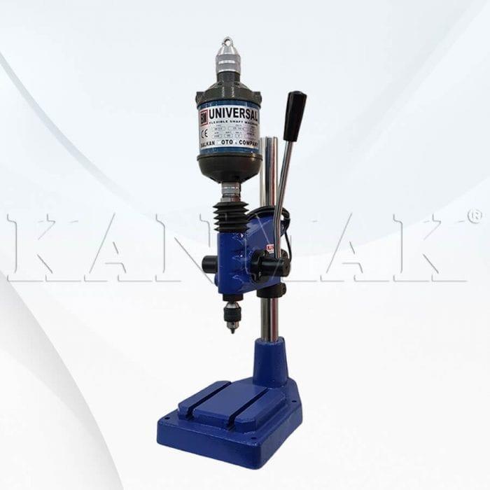 Perçin Sıvama Makinası KM 750