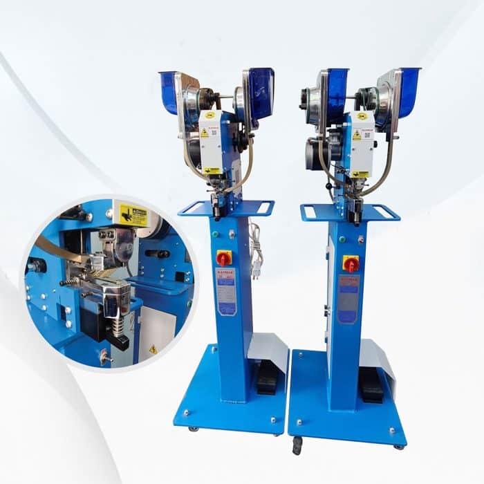 Otomatik Çıtçıt Çakma Makinası KM 6100S Ekonomik Model